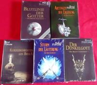 Die Berrá Chroniken Bände 1-4 + Kurzgeschichten