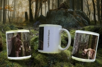 Tasse Bigfoot vs Bear