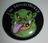 Die Mogeltrolle - Button