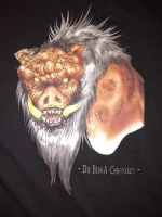 Rantohr - T-Shirt L